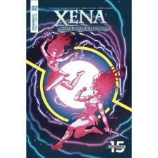 XENA WARRIOR PRINCESS #2 CVR C GANUCHEAU