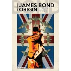 JAMES BOND ORIGIN HC VOL 01