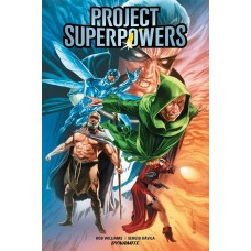 PROJECT SUPERPOWERS (2018) HC VOL 01 EVOLUTION
