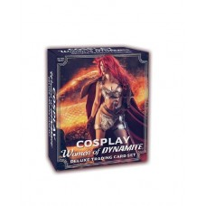 DYNAMITE COSPLAY TRADING CARD 12 PACK BOX