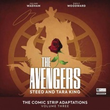AVENGERS COMIC STRIP AUDIO CD VOL 03 STEED & TARA KING