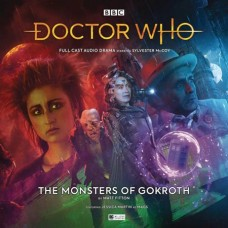 DOCTOR WHO 7TH DOCTOR MONSTERS OF GOKROTH AUDIO CD