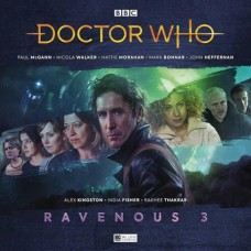 DOCTOR WHO 8TH DOCTOR RAVENOUS 3 AUDIO CD
