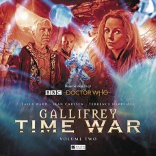 DOCTOR WHO GALLIFREY TIME WAR AUDIO CD VOL 02