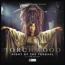 TORCHWOOD NIGHT OF FENDAHL AUDIO CD