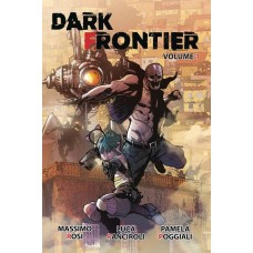DARK FRONTIER GN VOL 01 (MR)