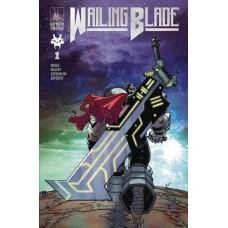 WAILING BLADE #1 (OF 4)