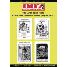 007 MAGAZINE PRESENTS EXHIBITORS PRESSBOOKS VOL 03