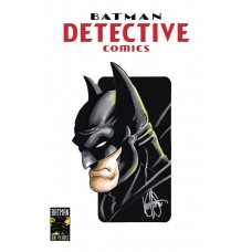 DF DETECTIVE COMICS #1000 HAESER SGN BATMAN SKETCH