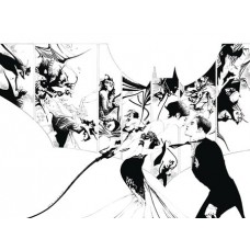 DF BATMAN #50 JAE LEE EXC B&W