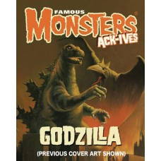 FAMOUS MONSTERS ACK-IVES #1 GODZILLA