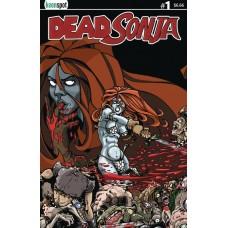 DEAD SONJA #1 CVR B BLOODBATH