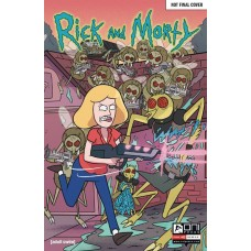 RICK & MORTY #2 50 ISSUES SPECIAL VARIANT