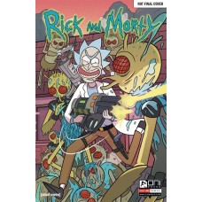 RICK & MORTY #3 50 ISSUES SPECIAL VARIANT