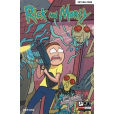 RICK & MORTY #4 50 ISSUES SPECIAL VARIANT