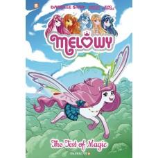 MELOWY GN VOL 01 TEST OF MAGIC