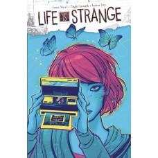 LIFE IS STRANGE #5 CVR A FISH (MR)