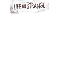LIFE IS STRANGE #5 CVR E BLANK SKETCH (MR)