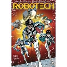 ROBOTECH #20 CVR A QUALANO