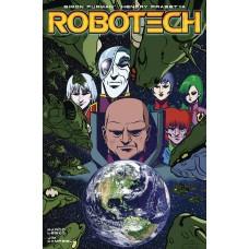 ROBOTECH #20 CVR C WALTRIP BROS