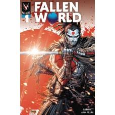 FALLEN WORLD #1 (OF 5) CVR A MEYERS