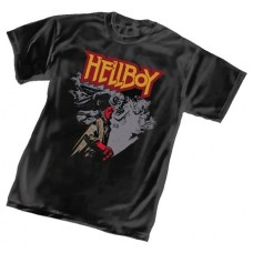 HELLBOY II T/S LG