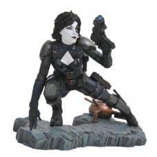 MARVEL PREMIERE DOMINO COMIC STATUE
