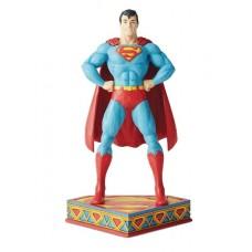 DC HEROES SILVER AGE SUPERMAN FIGURINE