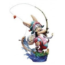 MADE IN ABYSS NANACHI GANKIMASU FISHING PVC FIG