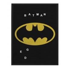 DC BATMAN 13X17 FELT LETTER BOARD WALL ART