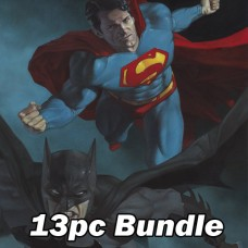 DC MARCH CARD STOCK VARIANT BUNDLE