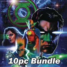 GREEN LANTERN 80TH ANNIV 100 PAGE SUPER SPECTACULAR #1 BUNDLE