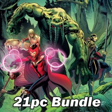 EMPYRE #3 AND VARIANT COVER TIE IN ISSUES BUNDLE