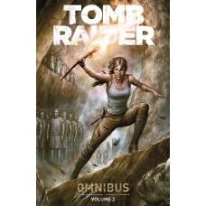 TOMB RAIDER OMNIBUS TP VOL 02