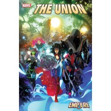 THE UNION #1 (OF 5) EMP