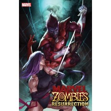 MARVEL ZOMBIES RESURRECTION #2 (OF 4) (Offered Again)