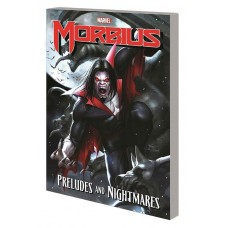 MORBIUS TP PRELUDES AND NIGHTMARES