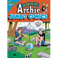 WORLD OF ARCHIE JUMBO COMICS DIGEST #99