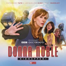 DOCTOR WHO DONNA NOBLE KIDNAPPED AUDIO CD