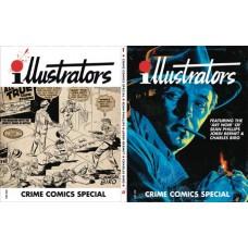 ILLUSTRATORS SPECIAL #9 9 CRIME COMICS