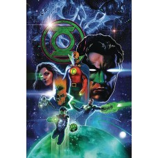 DF GREEN LANTERN 80TH ANNIVERSARY SPECTACULAR #1 TOMASI SGN