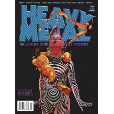 HEAVY METAL #299 CVR A MAISTO (MR)
