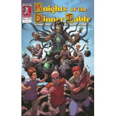 KNIGHTS OF THE DINNER TABLE #276