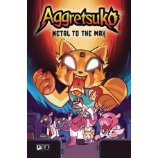 AGGRETSUKO HC VOL 01 METAL TO THE MAX