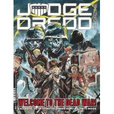 JUDGE DREDD MEGAZINE #420