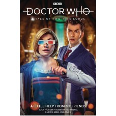 DOCTOR WHO 13TH TP VOL 04 TALE OF TWO TIME LORDS
