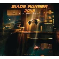 INTERLINKED ART OF BLADE RUNNER 2049 HC