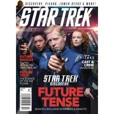 STAR TREK MAGAZINE #76 NEWSSTAND ED