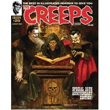 CREEPS #25 (MR)