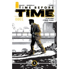 TIME BEFORE TIME #1 CVR A SHALVEY (MR)